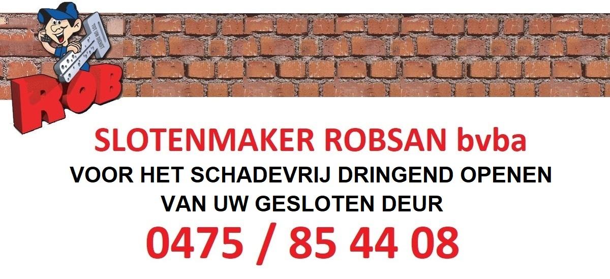 Slotenmaker ROB - Wilrijk